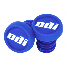 Bmx 2-Color Push-In Plug (Packaged, Includes Free Odi Keychain) Blue