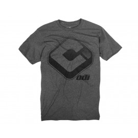 Odi Matrix Tee Black