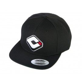 Odi Snap Back Logo Hat Black
