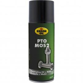 Kroon Oil Pto Mos2 400 Ml Aerosol Penetrating Oil