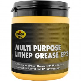 Kroon Oil Multi Purposelithep Grease Ep-2 600 Gr Container
