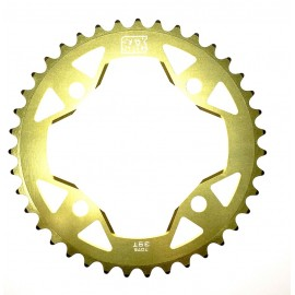 Stay Strong 7075 Alloy 4 Bolt Chainring Gold