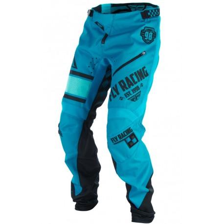 Fly Kinetic Era Bicycle Pant Blu/Blk