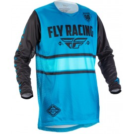 Fly Kinetic Era Jrsy Blu/Blk