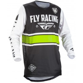 Fly Kinetic Era Jrsy Blk/Wht