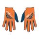 Fly Mtb Media Glove Org/Navy/Wht