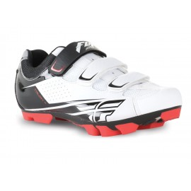 Fly Talon Ii Wht/Blk/Red
