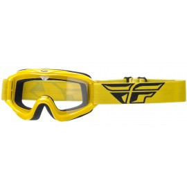 Fly Goggle Focus Yellowclear Lens