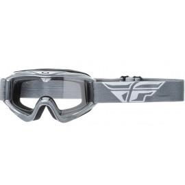 Fly Goggle Focus Greyclear Lens