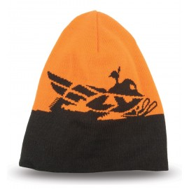 Fly Snow Beanie Black/Org