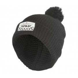 Fly Drift Beanie Black