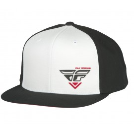 Fly Choice Hat Black/White