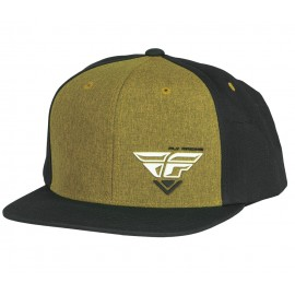 Fly Choice Hat Black/Gold