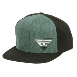 Fly Choice Hat Teal/Black