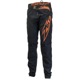 Zulu Blackpant / Orange print
