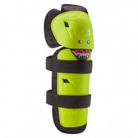 Evs Option Knee Hi Viz Yellow