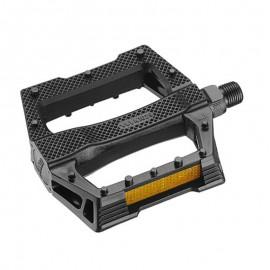 Universal Pedal Platform Plastic Black