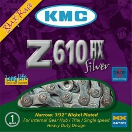Kmc Z610 Hx 3/32 Silver