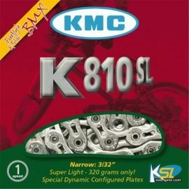 Kmc K810 Sl 3/32  Silver