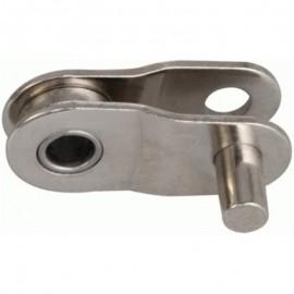 Kmc Half Link 1-Pitch Type Narrow Z610Hx 3/32' 3/32' Silver