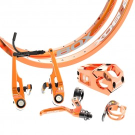 Box Bmx Limited Edition Kit Pro Orange