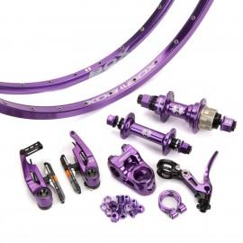 Box Bmx Limited Edition Kit Mini Royal Purple
