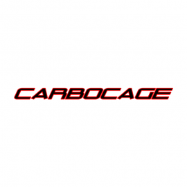 Carbocage Alloy Chainring Bolts Pink