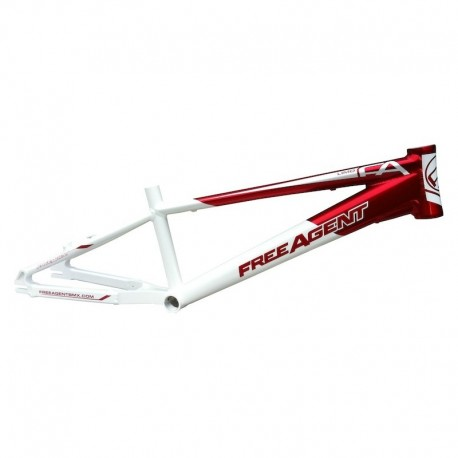 Free Agent Limo Strombergs Edition Race Frame Team White/Red
