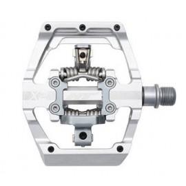 Ht X-2 Clip Pedal Silver