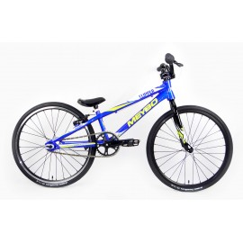 Meybo 2016 Clipper Comp Bike Blue/Neon Yellow