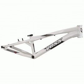 Yess Bmx Race Frame Type X White