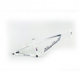 Meybo Holeshot Frame 2010 White/Grey