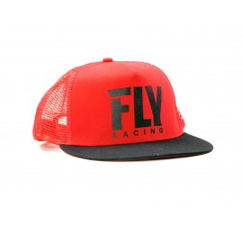 Fly Promo Hat Red