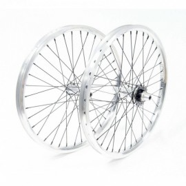 Stay Strong 'Evolution' Race  Wheelset Polished