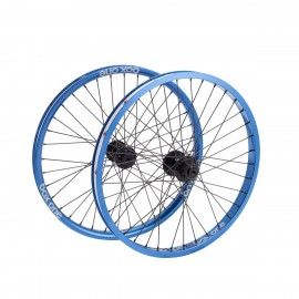 Box Three Pro Wheelset Blue