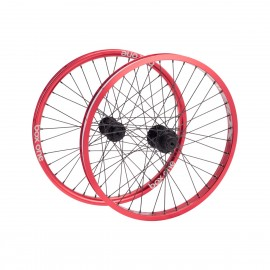 Box Three Pro Wheelset Red