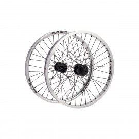 Box Three Pro Wheelset Silver