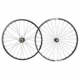Box One Mini-Junior 451 Wheelset Black