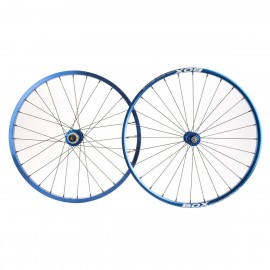 Box One Mini-Junior 451 Wheelset Blue
