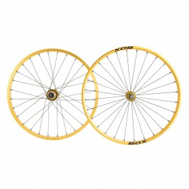 Box One Mini-Junior 451 Wheelset Gold