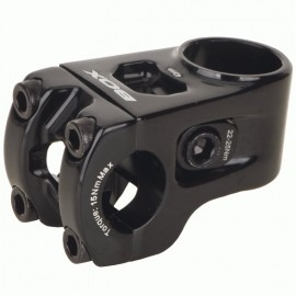 Box Hollow Stem Black 1""