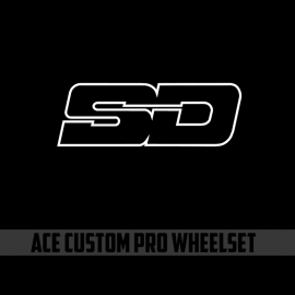 Sd Ace Custom Pro 10Mm Wheelset