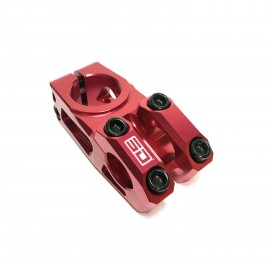 Sd Cnc Stem Steerer Red