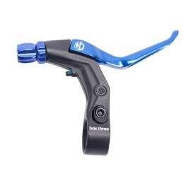 Box Three Long Reach Vpoint Lever Blue
