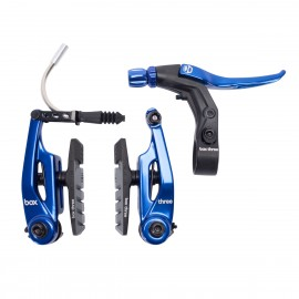 Box Three Brake Kit Blue