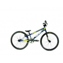 Meybo Clipper Bike Blue/White/Yellow