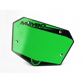 Meybo Front Numberplate V2.0 Green