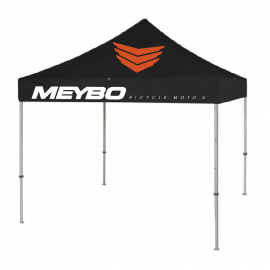 Meybo Folding Shelter 3X3, Including 3 Sidewalls + Rollerbag