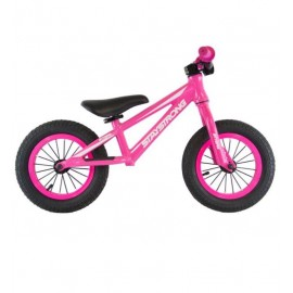 Stay Strong Alloy Balance Bike Pink