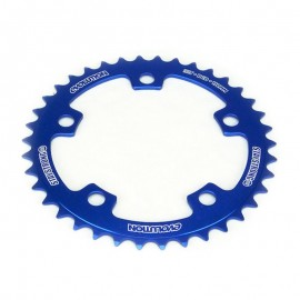 Stay Strong 6061 Alloy 5 Bolt Chainring Blue